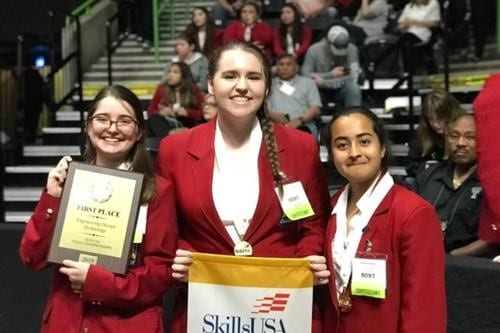 D MAGAZINE: Meet the Irving Students Who Notched a Victory for Girls in STEM