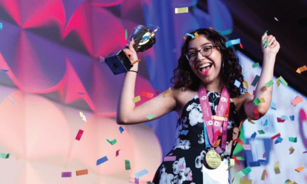 RAMBLER NEWSPAPER: Nimitz Student Named Adobe Certified National Champion