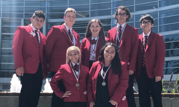 FCCLA Students Medal at Nationals