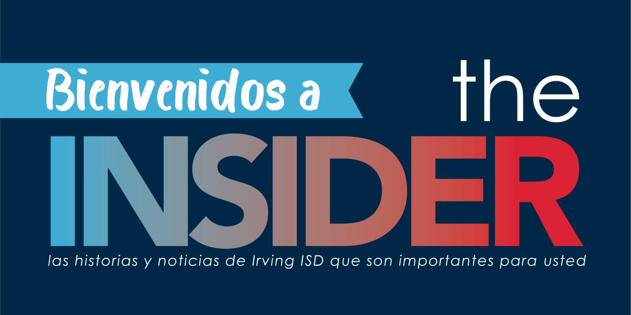 ¡Bienvenidos a The Insider!