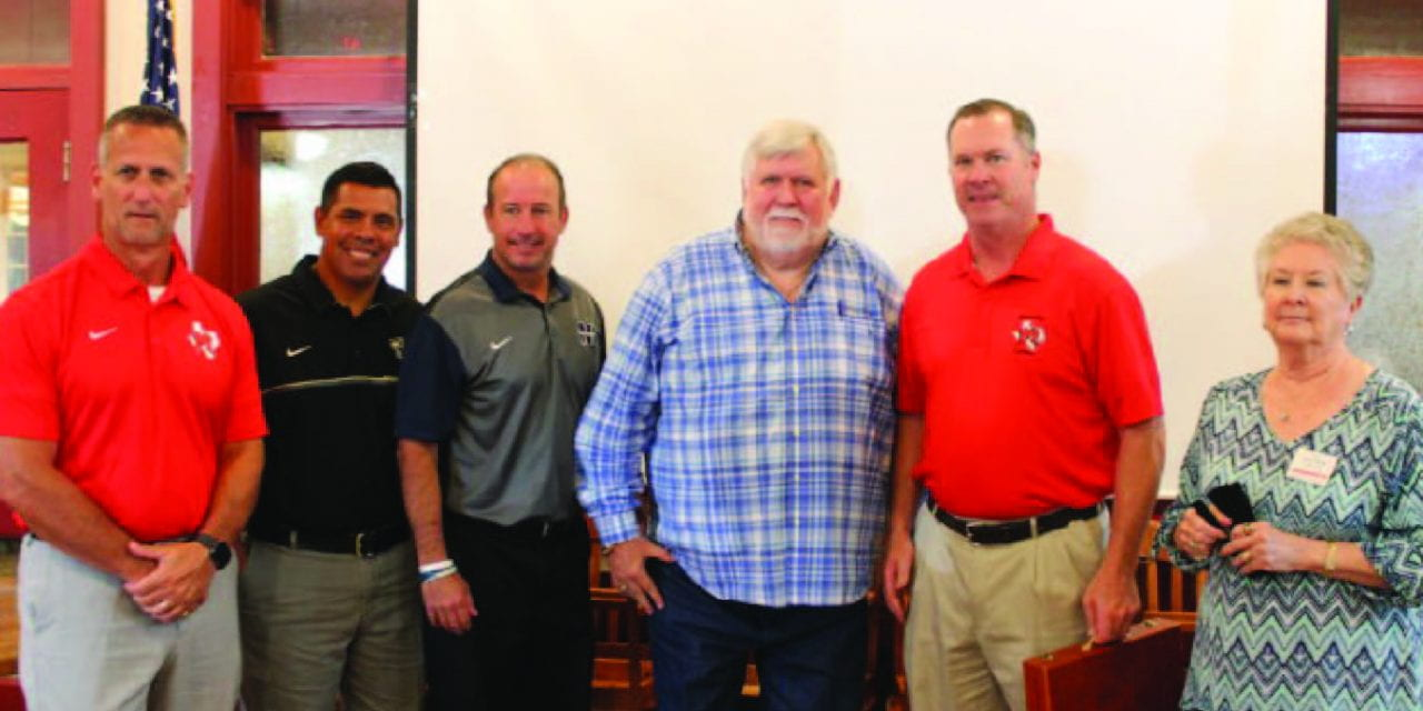 RAMBLER NEWSPAPER: Irving ISD Coaches Speak About Football