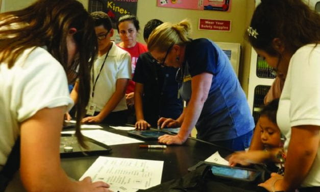 RAMBLER NEWSPAPER: Three Irving Middle Schools join Verizon Innovative Learning Program