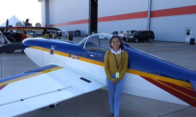 Taking Flight in Irving School of Aviation