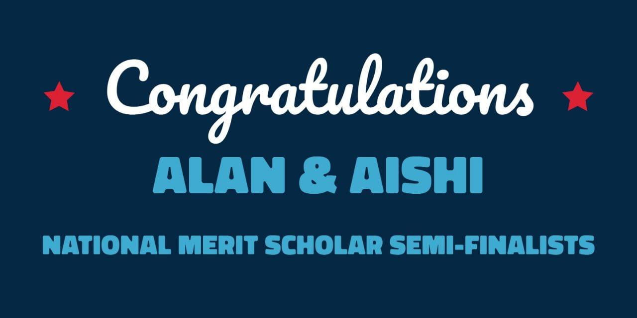 Irving ISD Students Named National Merit Scholarship Semi-Finalist, National Hispanic Scholars