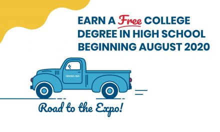 Earn a Free College Degree in High School