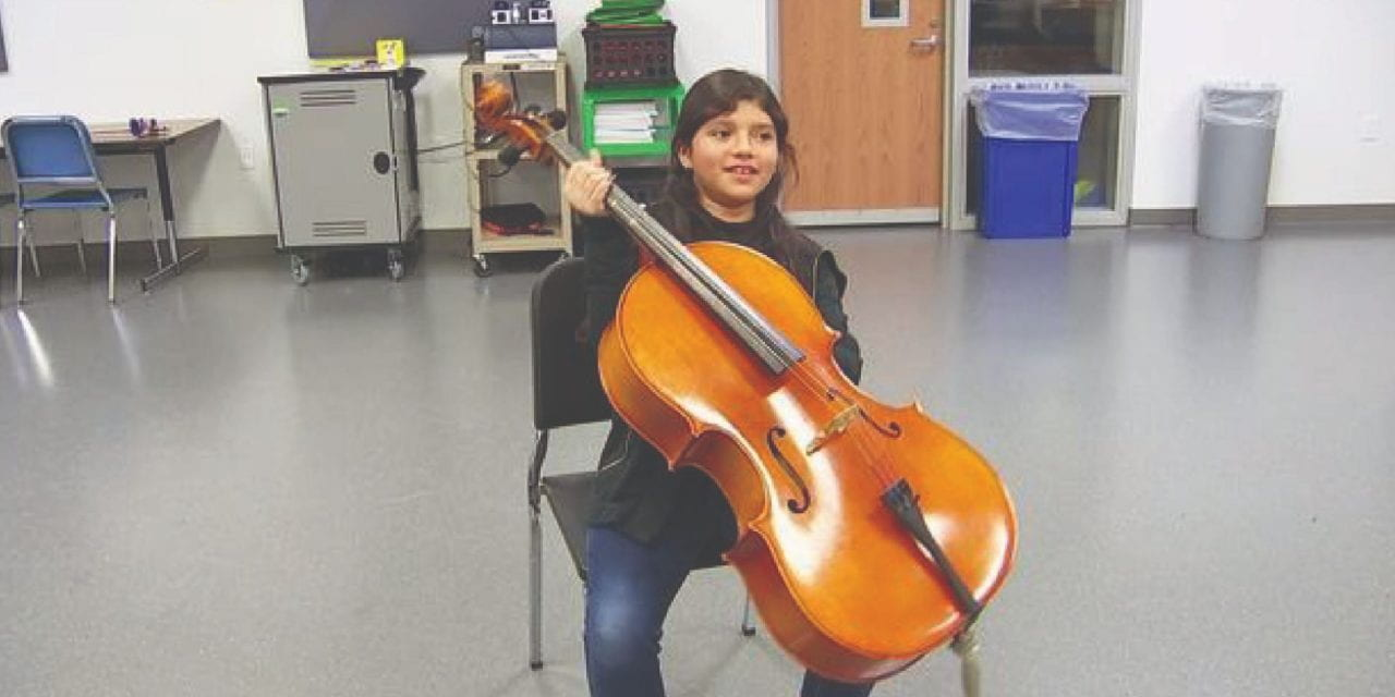 NBC 5: Irving ISD High Schoolers Build Prosthetic Arm for Fellow Student Who Plays Cello