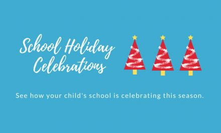 School Holiday Celebrations