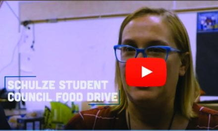 Season of Giving: Schulze Food Drive