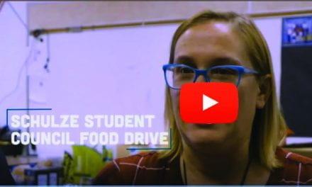 Season of Giving: Schulze Food Drive