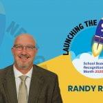 Board Appreciation: Randy Randle