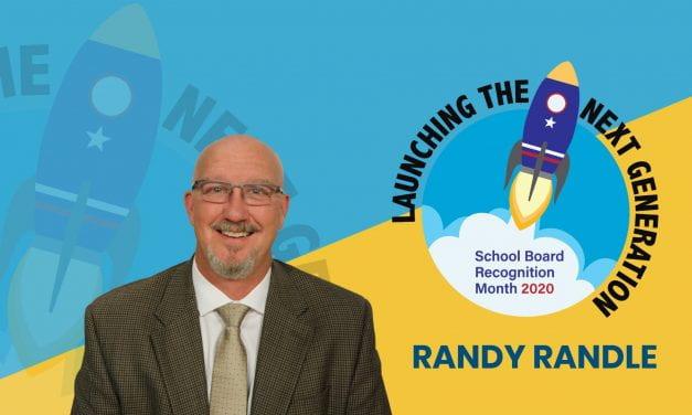 Mes de Apreciación al Consejo Directivo de Irving ISD: Randy Randle