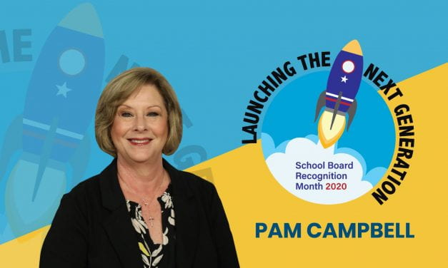 Board Appreciation: Pam Campbell