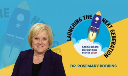 Board Appreciation: Dr. Rosemary Robbins
