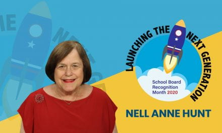 Board Appreciation: Nell Anne Hunt