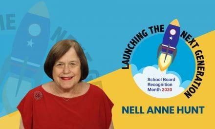 Board Appreciation: Nell Anne Hunt