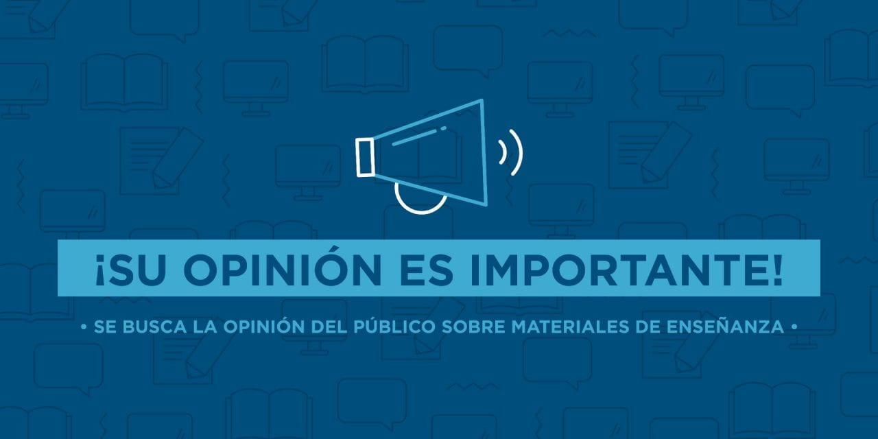 Irving ISD busca la opinión del público sobre los materiales de enseñanza