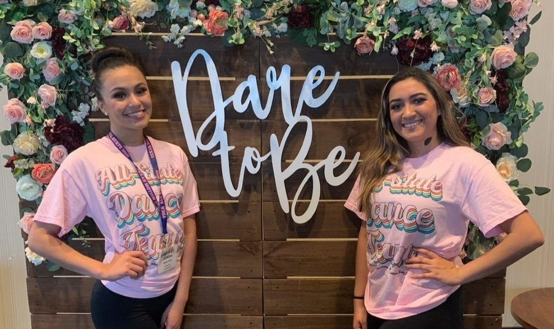Dancers Wow on All-State Team