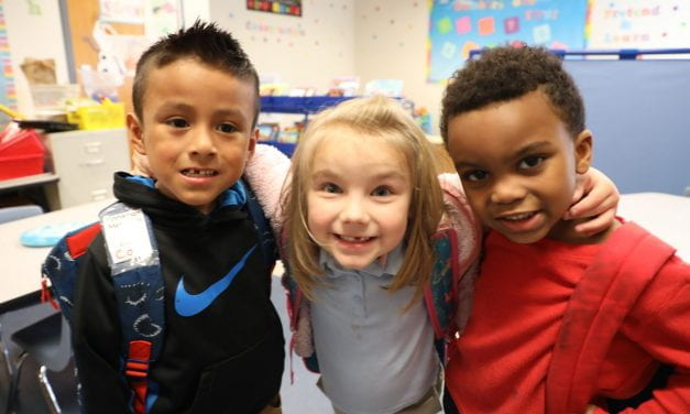 PreK Expanding to All Elementary Schools