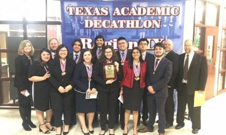 RAMBLER: Nimitz, Irving Academic Decathlon Teams Advance in Competition