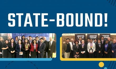 Nimitz, Irving Academic Decathlon Headed to State – Again!