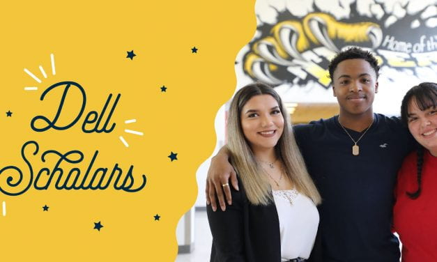 Irving High Students Named Dell Scholars
