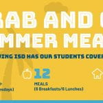 """""""Grab and Go"""" Meal Distribution To Continue Through Summer"""
