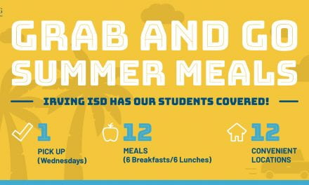 """Grab and Go"" Meal Distribution To Continue Through August 12"