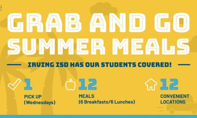 """Grab and Go"" Meal Distribution To Continue Through Summer"