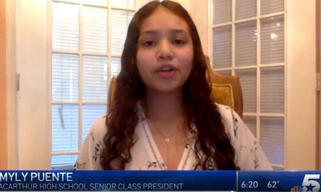NBC 5: Irving ISD Keeping High School Seniors Engaged and Hopeful