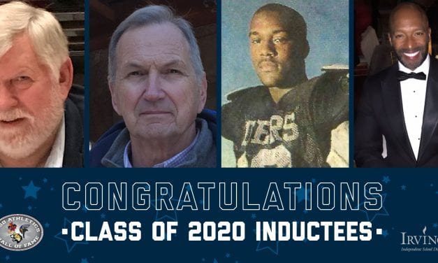 Irving ISD Athletic Hall of Fame Names Class of 2020