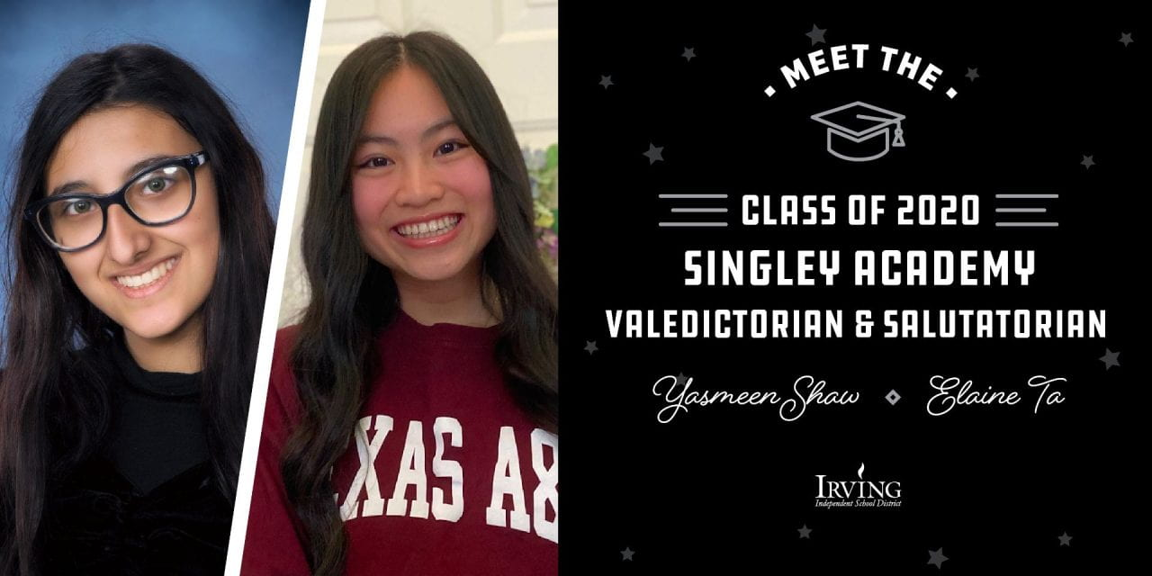 Q&A with Singley Academy's Top Students
