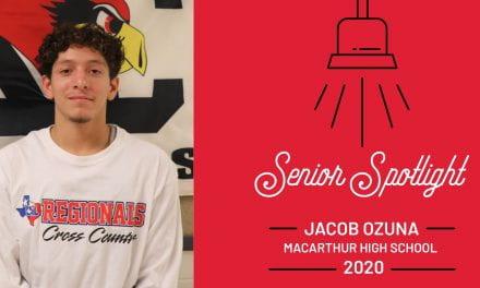 Senior Spotlight: Jacob Ozuna, MacArthur