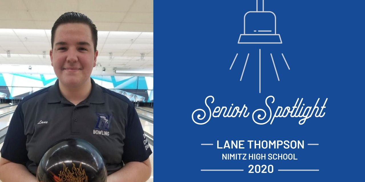 Senior Spotlight: Lane Thompson, Nimitz