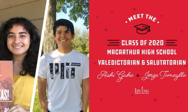 Q&A with MacArthur's Top Students