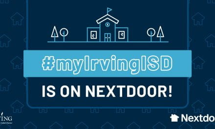 #myIrvingISD is joining Nextdoor
