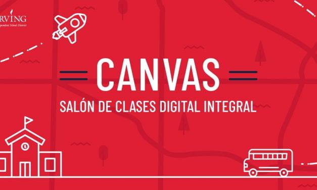 Irving ISD lanza una nueva plataforma de aprendizaje en línea