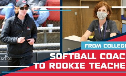 From College Coach to Rookie Teacher