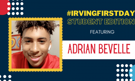MacArthur Sophomore Details His #IrvingFirstDay Experience