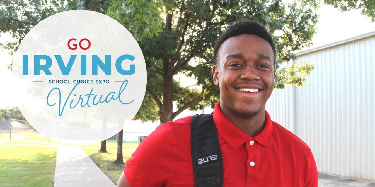 Irving School Choice Expo Goes Virtual!