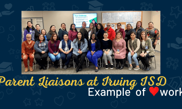 Parent Liaisons: Example of Heart Work