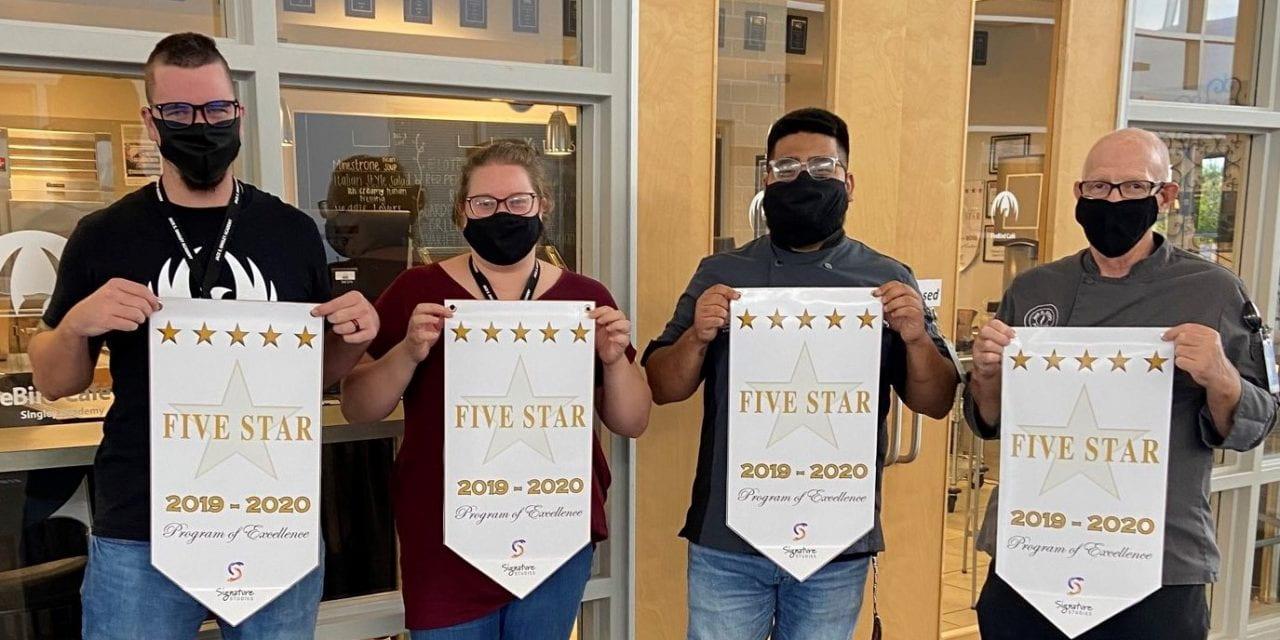 Irving ISD Celebrates 5 Star Pathways