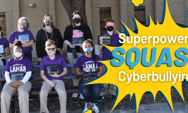 Superpowers Squash Cyberbullying