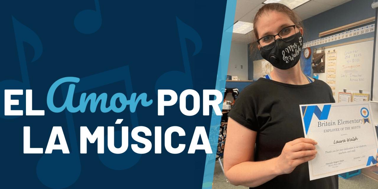 El amor por la música