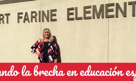 Acortando La Brecha En La Educación Especial