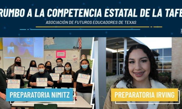 Futuros educadores califican para competencia estatal