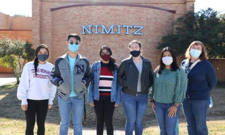 Nimitz Students Offer Free Tutoring for Peers