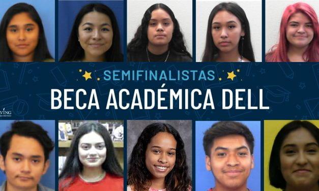 10 estudiantes de Irving ISD nombrados semi-finalistas para la Beca Dell
