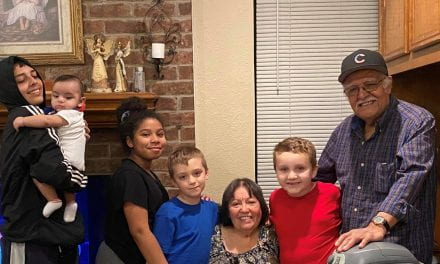 Grandmother Forges Path for Grandchildren
