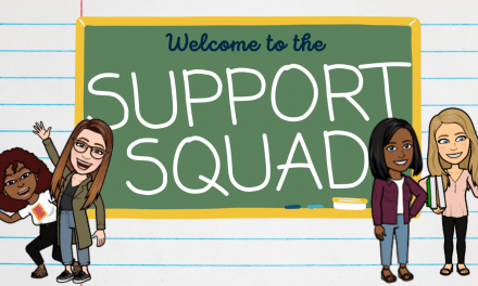 Welcome to the Support Squad