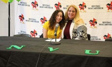 Caledonian Record: Texas Libero Naiha Rivera Lopez Lands At Lyndon
